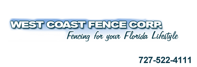 West Coast Fence