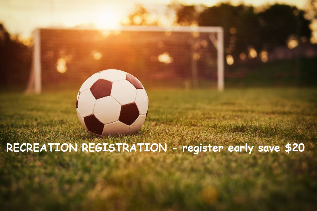 Recreation Registration